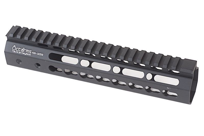 "Image of ARES Octarms 9 "" Tactical Keymod System Handguard, sort"