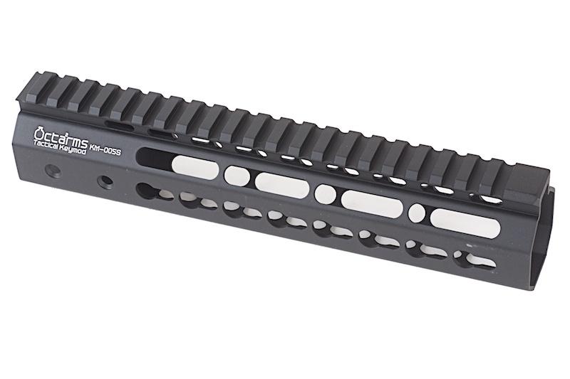 """ARES Octarms 9 """" Tactical Keymod System Handguard, sort"""