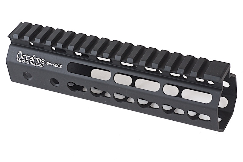 "Image of ARES Octarms 7 "" Tactical Keymod System Handguard, sort"
