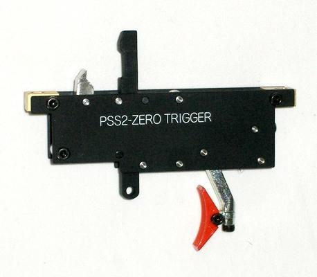 PSS2 APS-2 Zero Trigger System (Rød aftrækker)