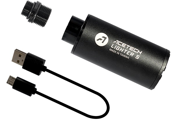 Image of AceTech Lighter S, 14mm CCW