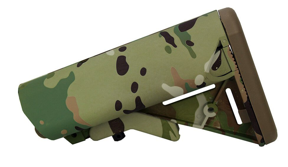 M4 Crane Stock kolbe, Multicam