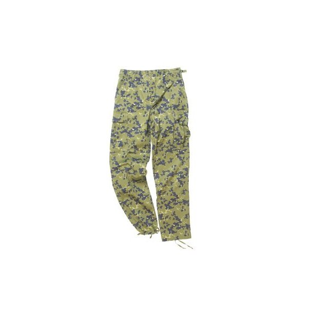 Buks, Dansk Camouflage