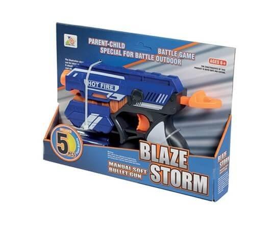 Blaze Storm NERF Pistol