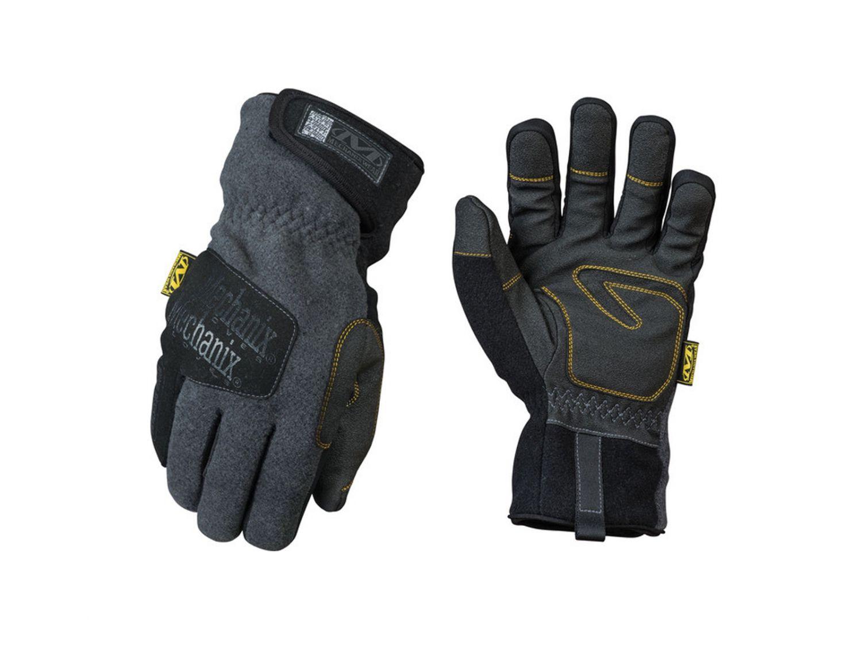 Handske til koldt vejr, Grå X-Large