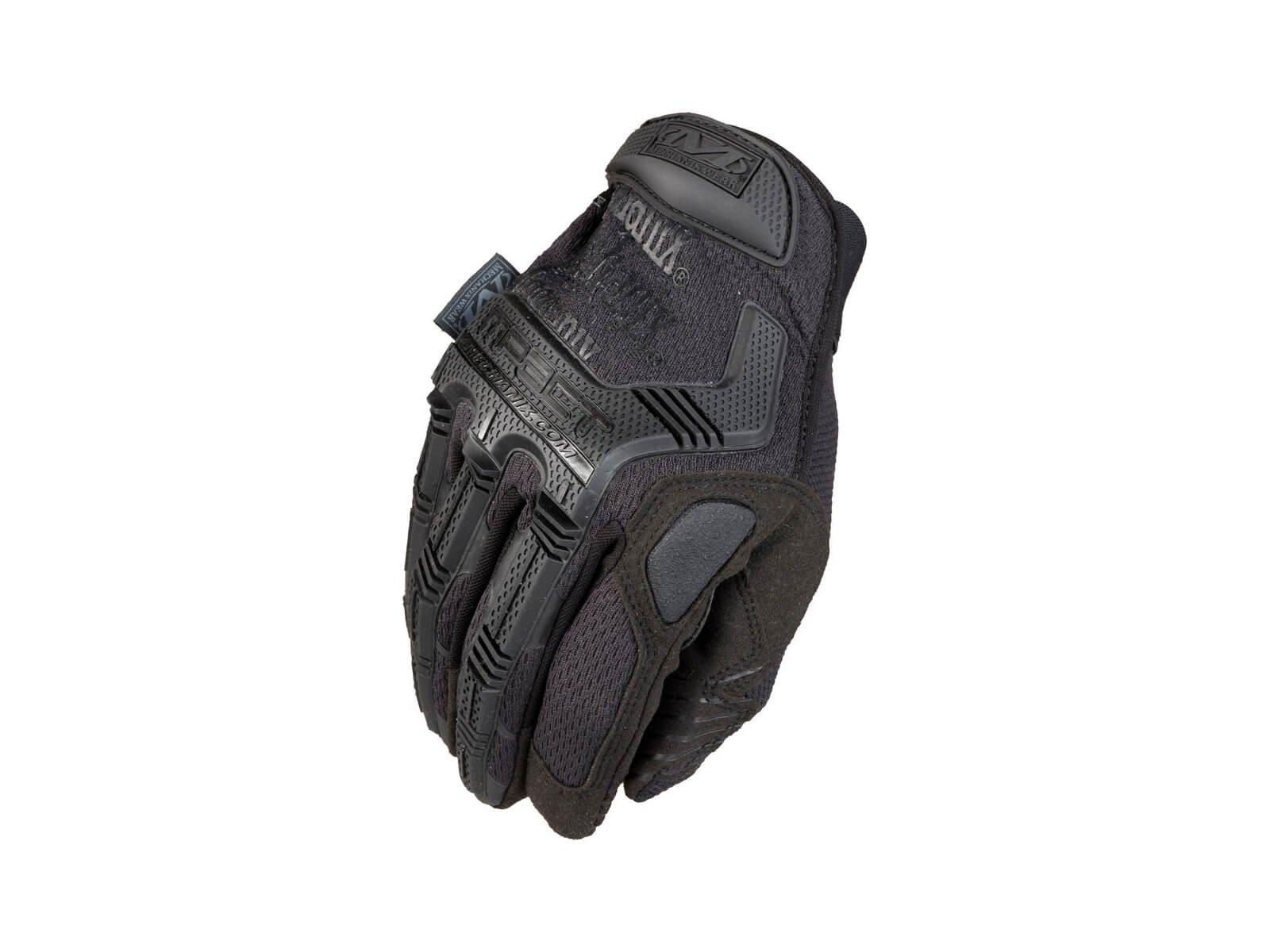 Mechanix handske M-pact, Sort