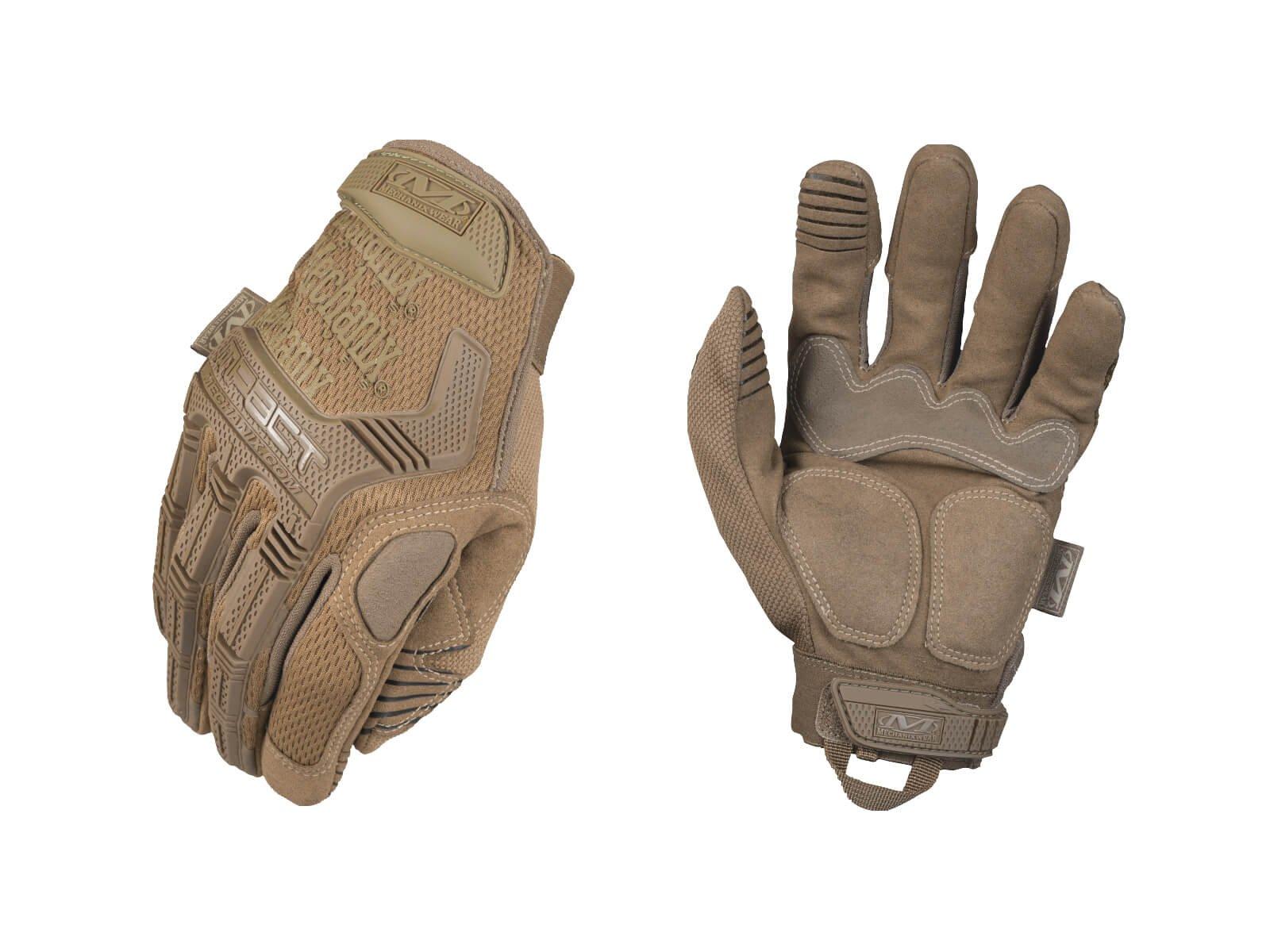 Mechanix handske M-pact, Coyote