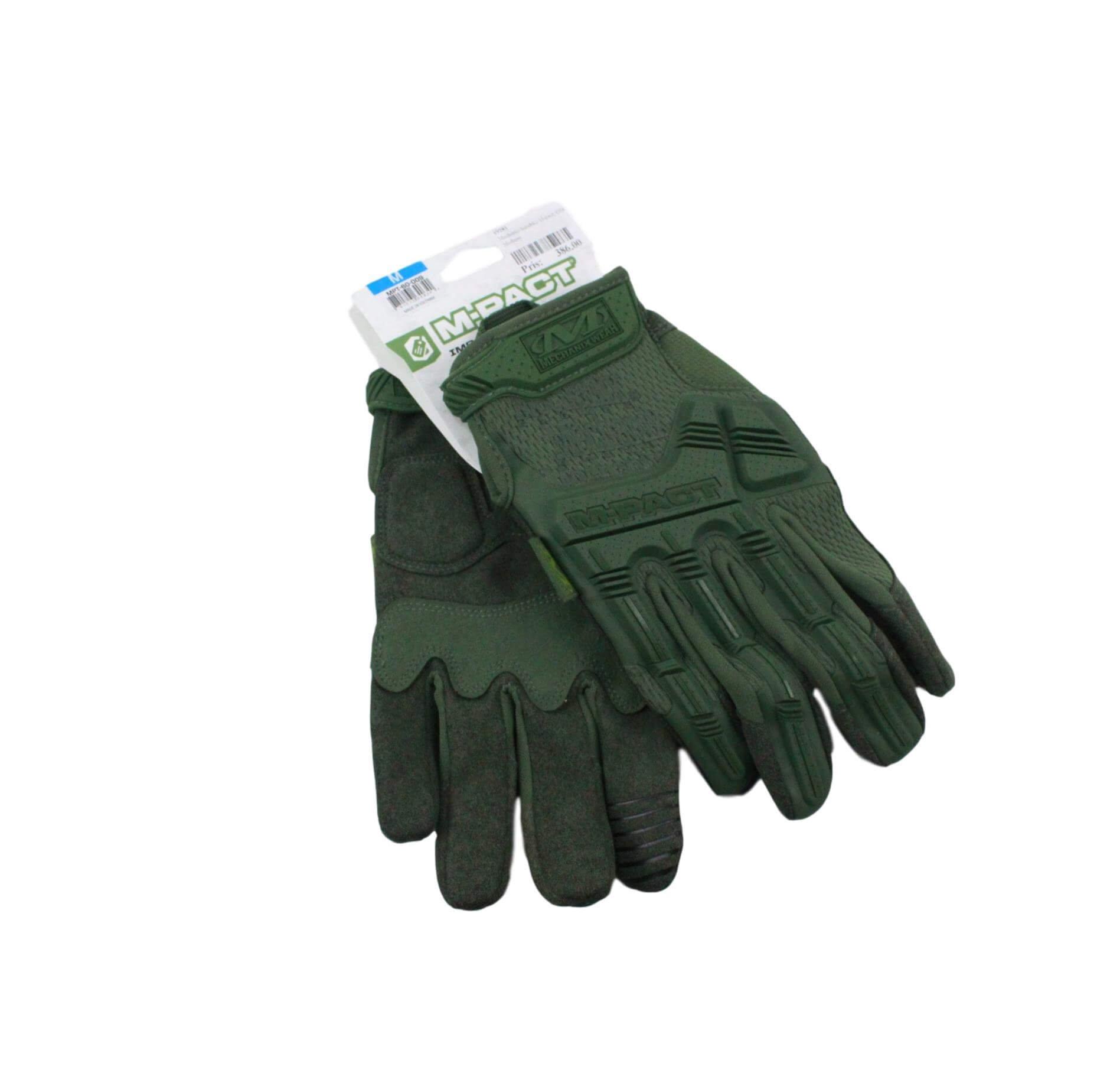 Mechanix handske M-pact, OD