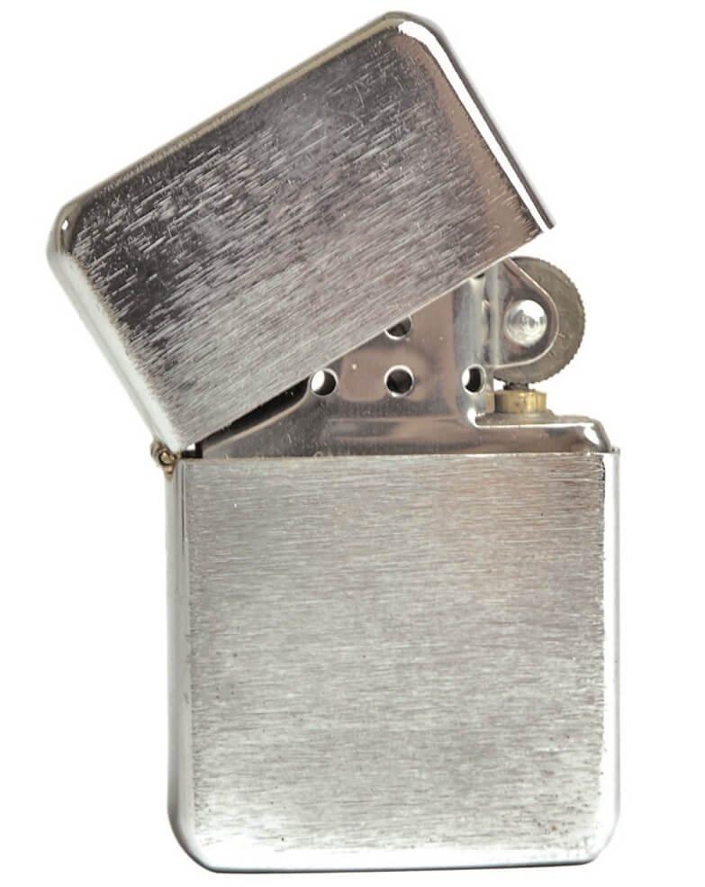 Mil-Tec US Lighter, Børstet
