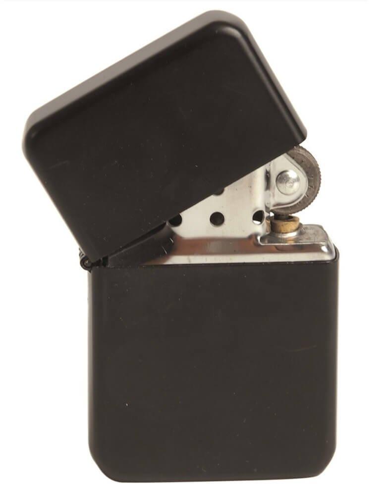 Mil-Tec US Lighter, Sort