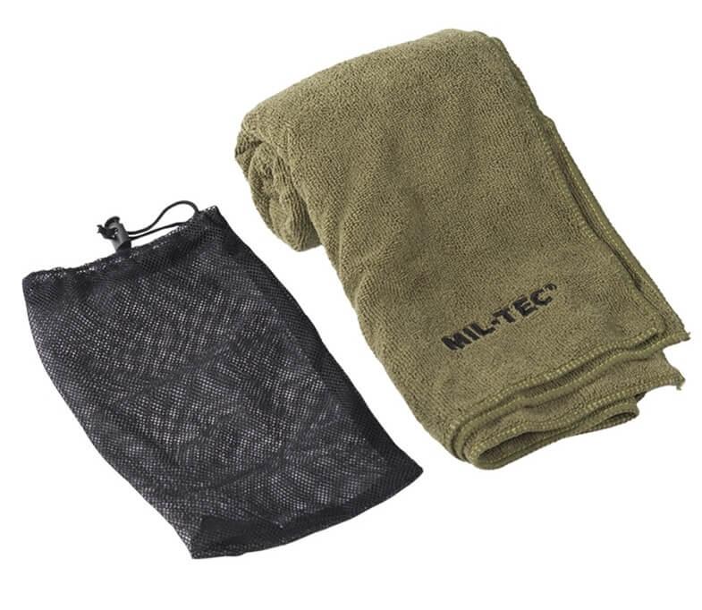 Billede af Miltec, Mikrofiberhåndklæde, 120x60 cm