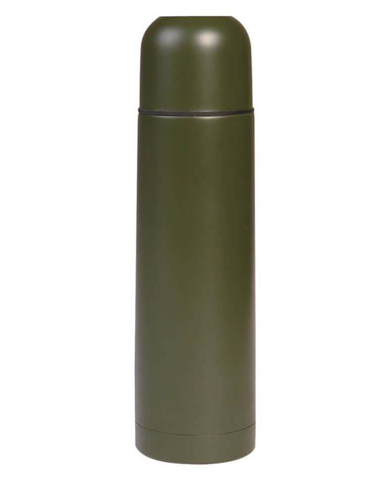 Miltec Termoflaske, OD, 1L