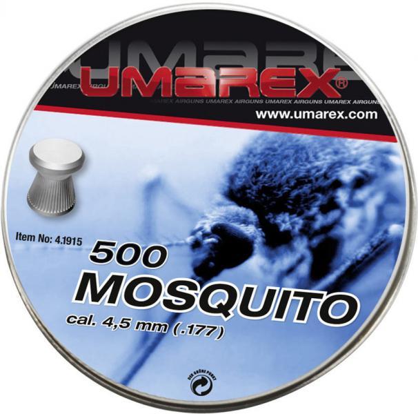 Umarex Mosquito, 500stk, 4,5mm(.177)