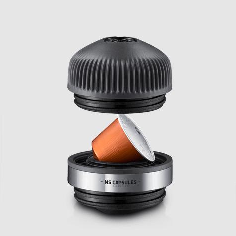 Billede af Nanopresso Nespresso Adapter