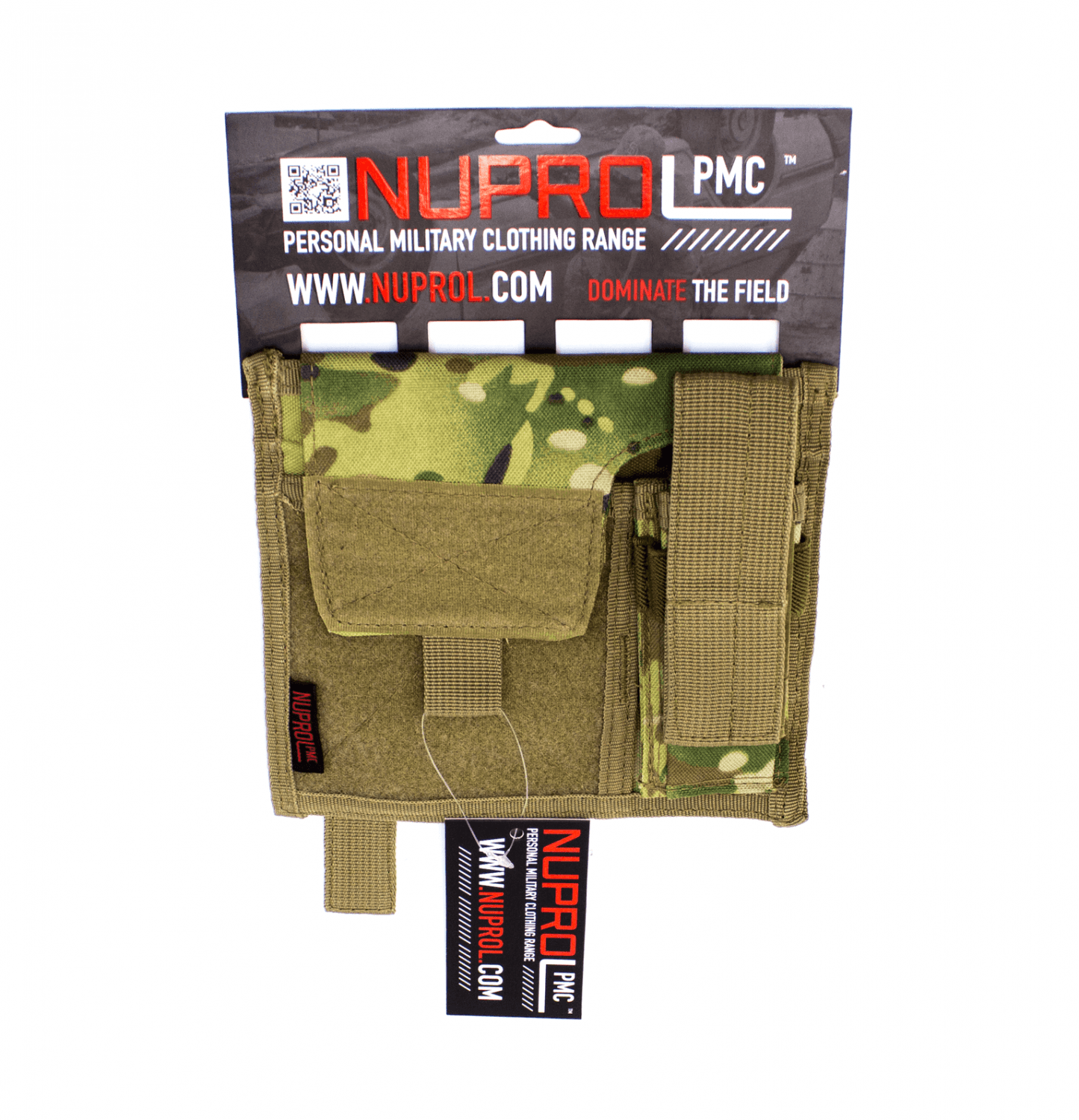 Nuprol PMC Admin lomme, Multicam