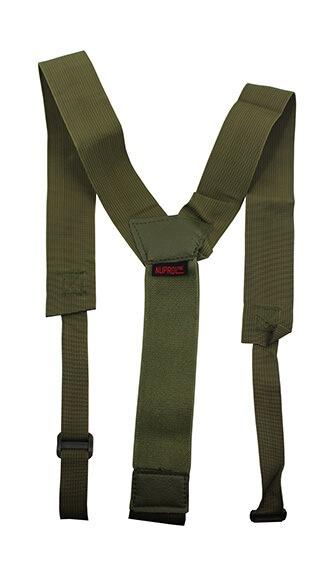 Nuprol PMC Lav Profil Harness, Grøn