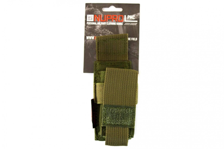 Nuprol PMC Pistol magasin lomme, Grøn