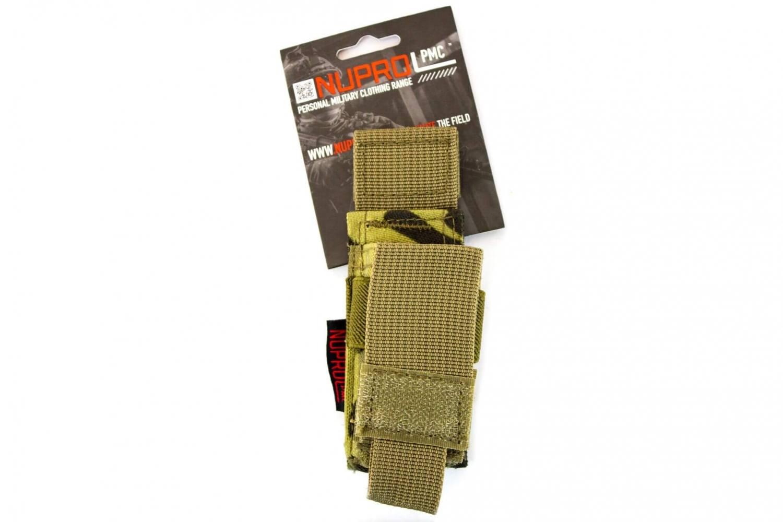 Nuprol PMC Pistol magasin lomme, Multicam