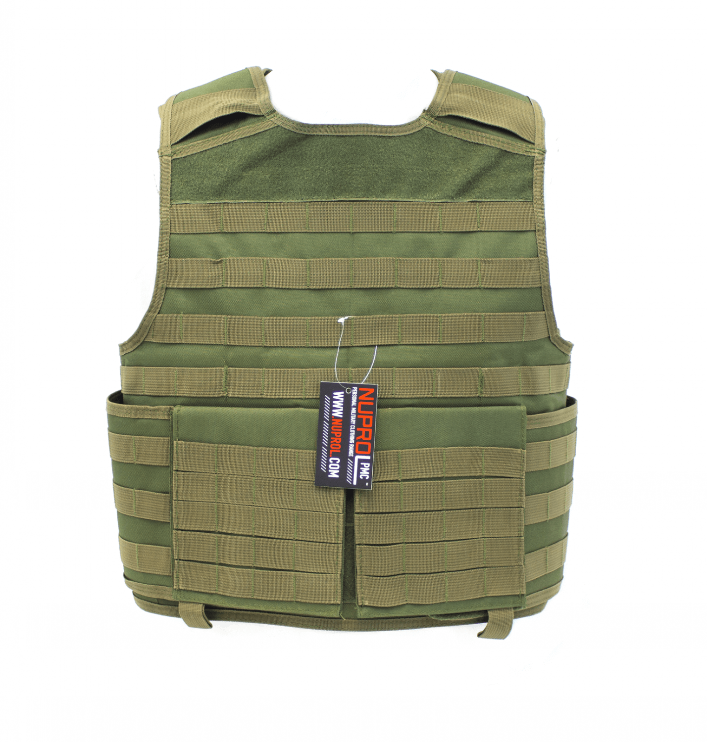 Nuprol PMC Plate Carrier, Grøn