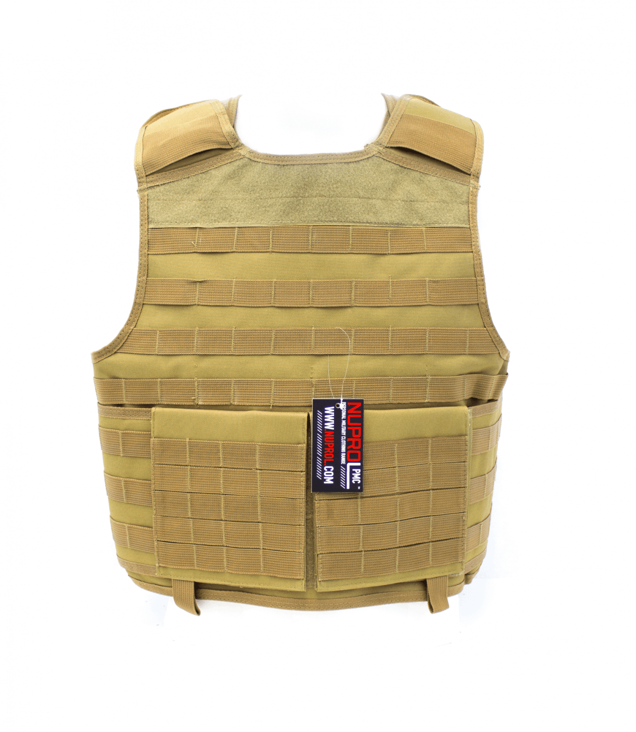 Nuprol PMC Plate Carrier, Tan