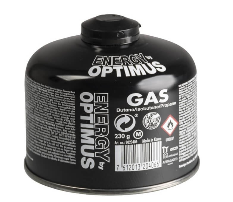 Optimus Energy Gas, 230 gram