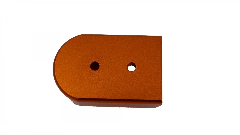 Magasinbund, Orange alu, CZ SP-01 Shadow