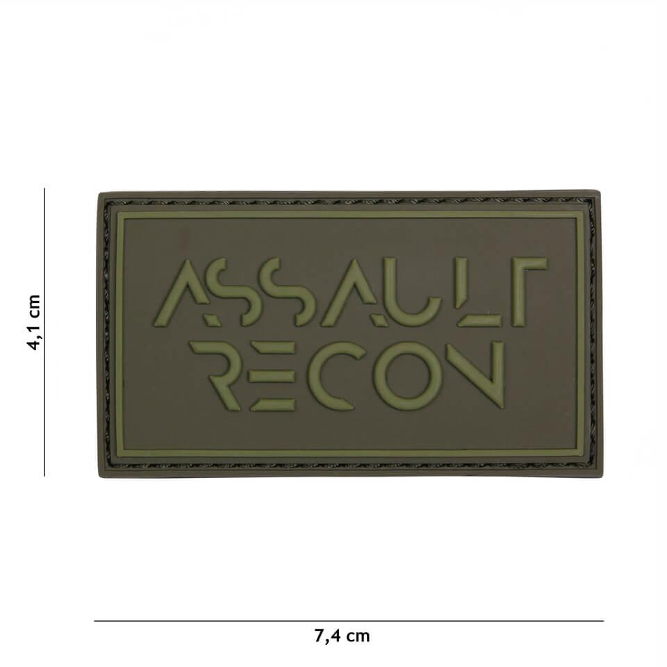Patch, Assault Recon, Grøn