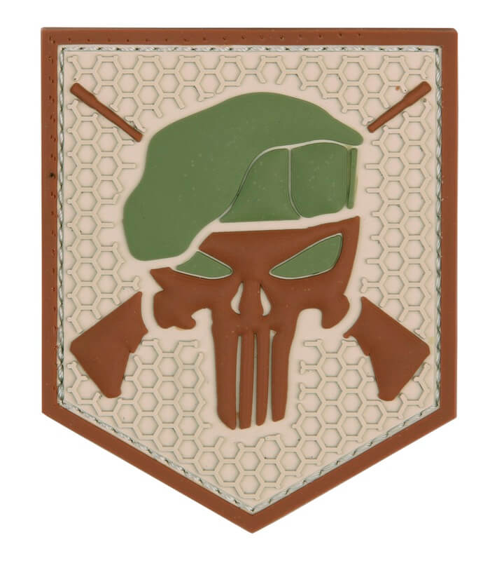 Patch Commando Punisher, Coyote