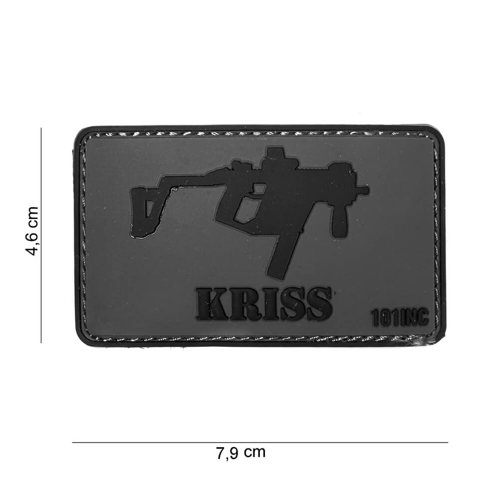 Patch med Kriss Vector