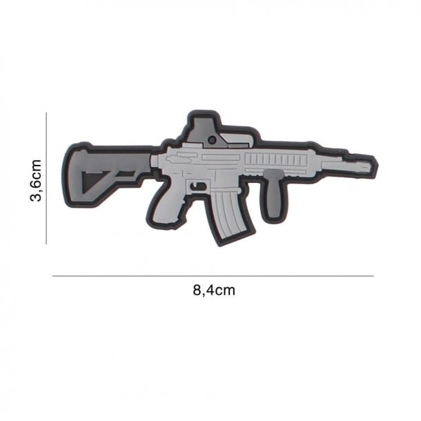 Patch, M4 i 3D
