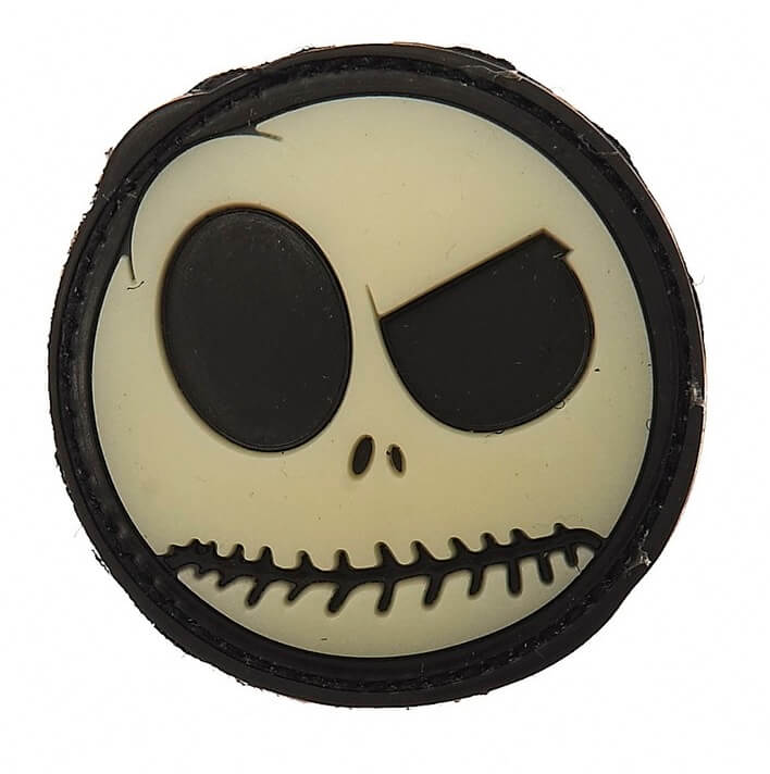 Patch Nightmare Smiley