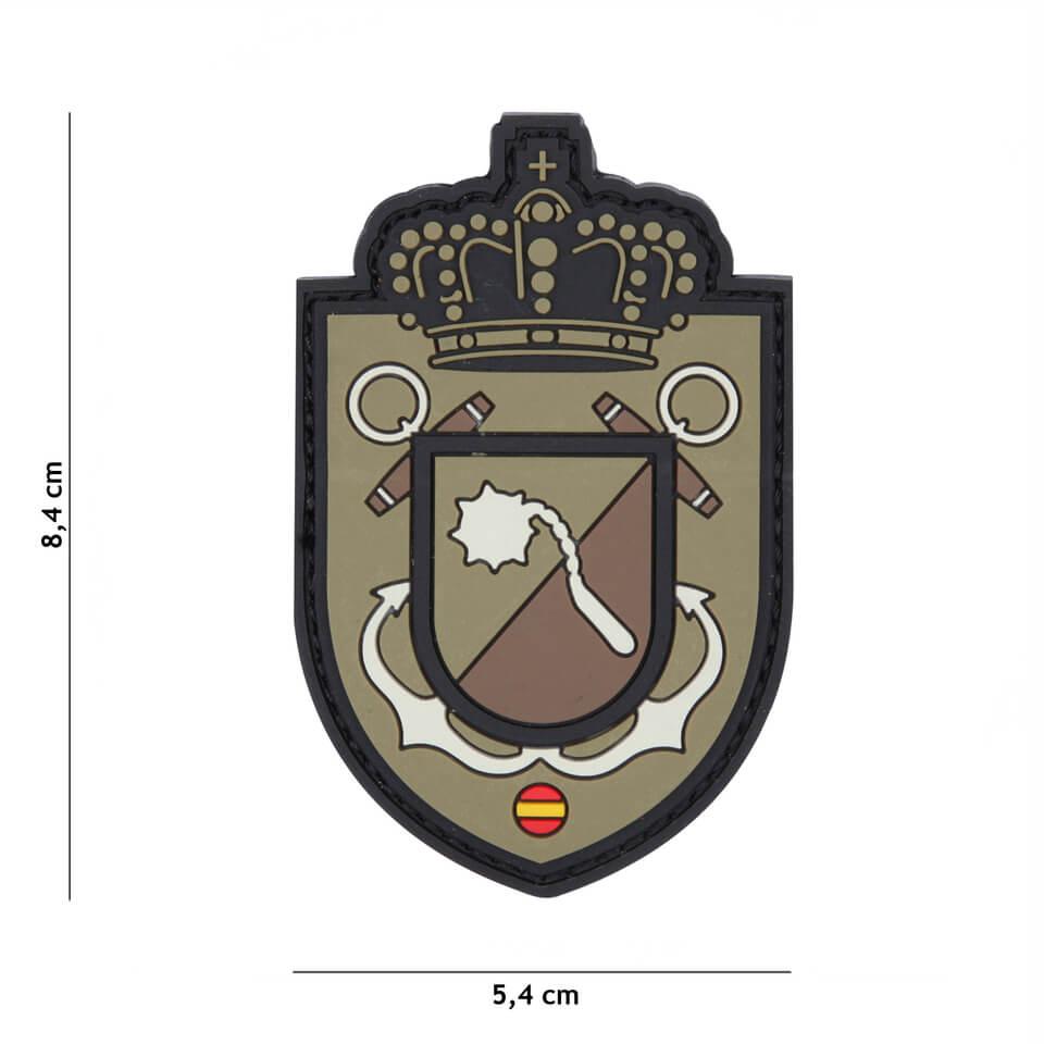 Patch, Spansk Våbenskjold