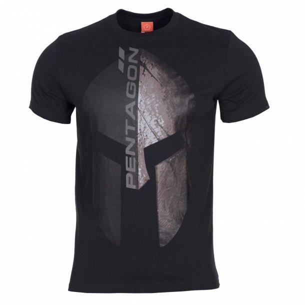 Pentagon Ageron T-shirt, Sort