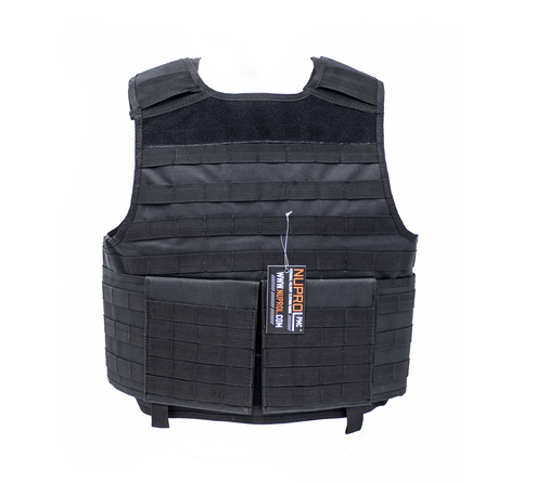 Nuprol PMC Plate Carrier, Sort