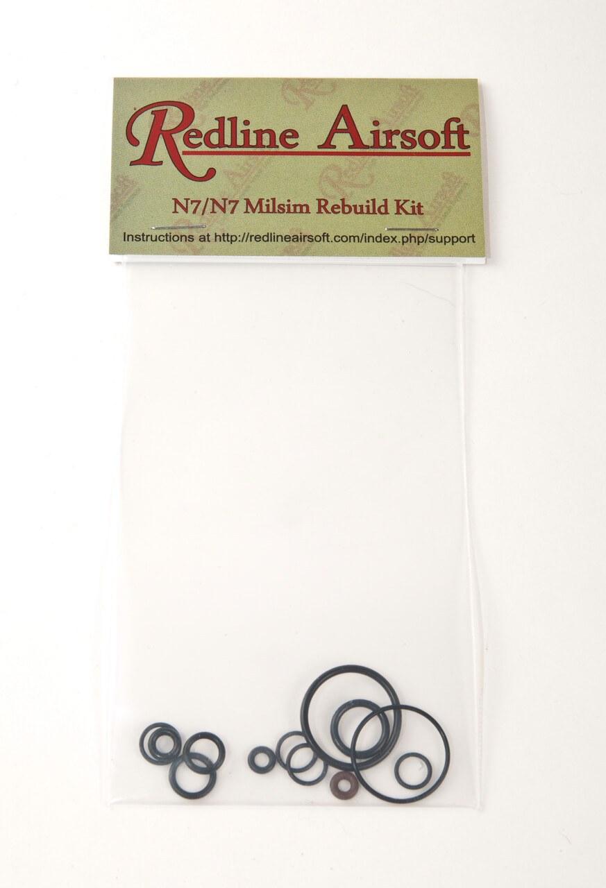 Redline Nozzle, Upgrade & Reservedele