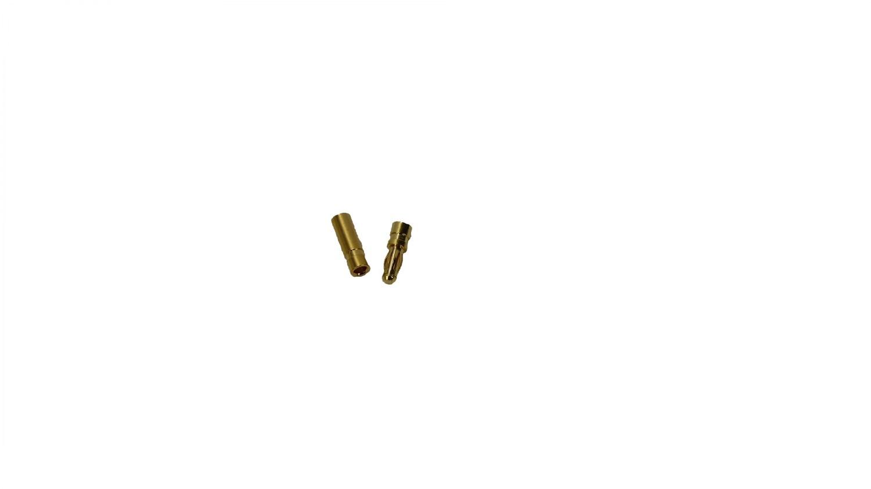 Guldstik 2mm, stk (en han og en hun)