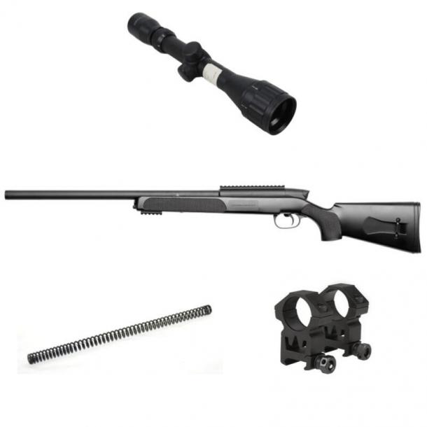 ASG Steyr SSG 69 P2 Sniper Pakke