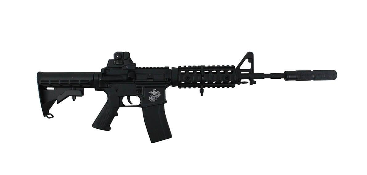 Billede af Swiss Arms Mini M4 Ris, Sort