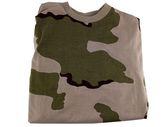T-Shirt, 3 farve, desert XXXL
