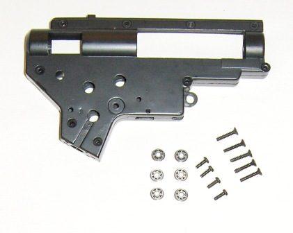 Image of Gearboks ver. II med 8 mm kuglelejer