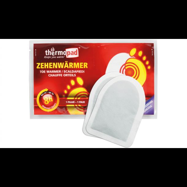 Thermopad Tåvarmer, 2 stk