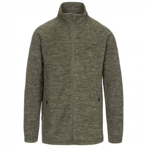 Trespass Veryan Herre fleece, Blue Ice Marl