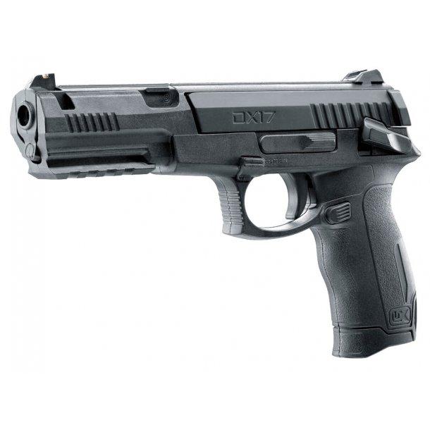 Umarex DX17 4,5 mm luftpistol