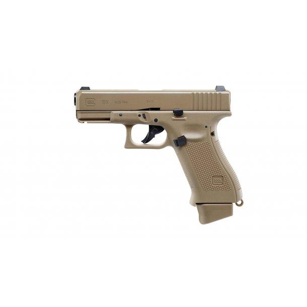 Umarex Glock 19X, CO2