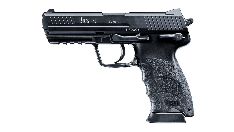 Umarex HK45, Gas