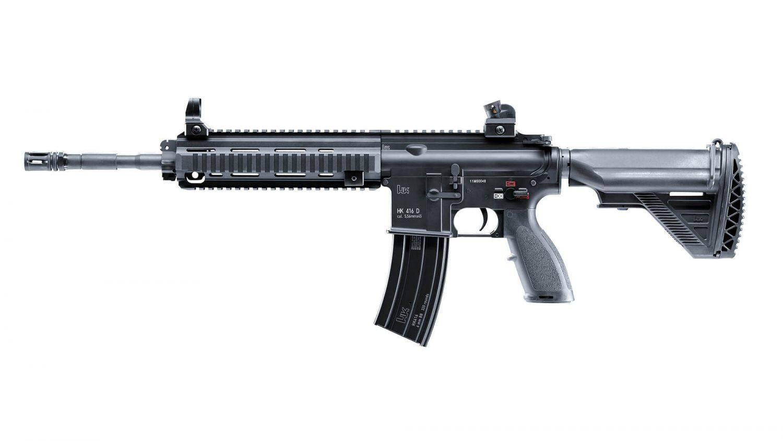 VFC H&K HK416D, Sort