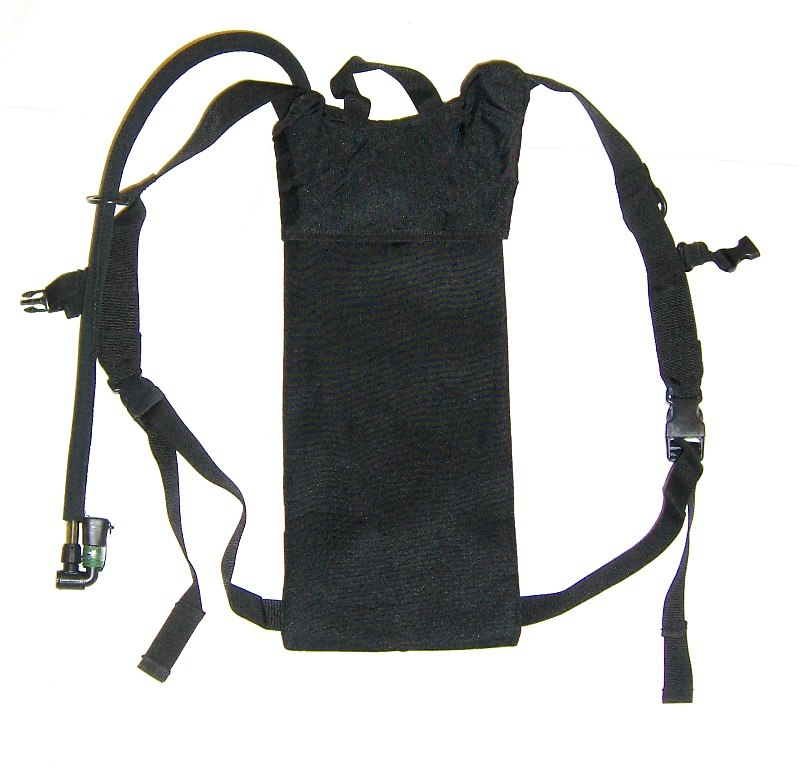 Image of   Camelbag, Sort
