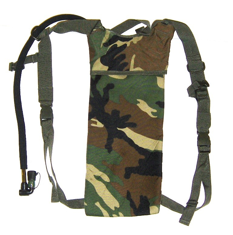 Image of   Camelbag, Woodland