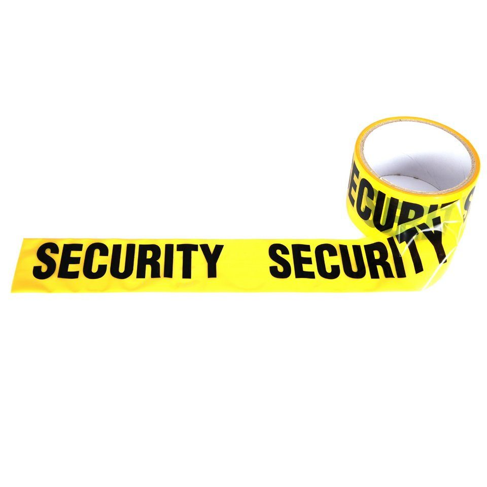 Security, Tape