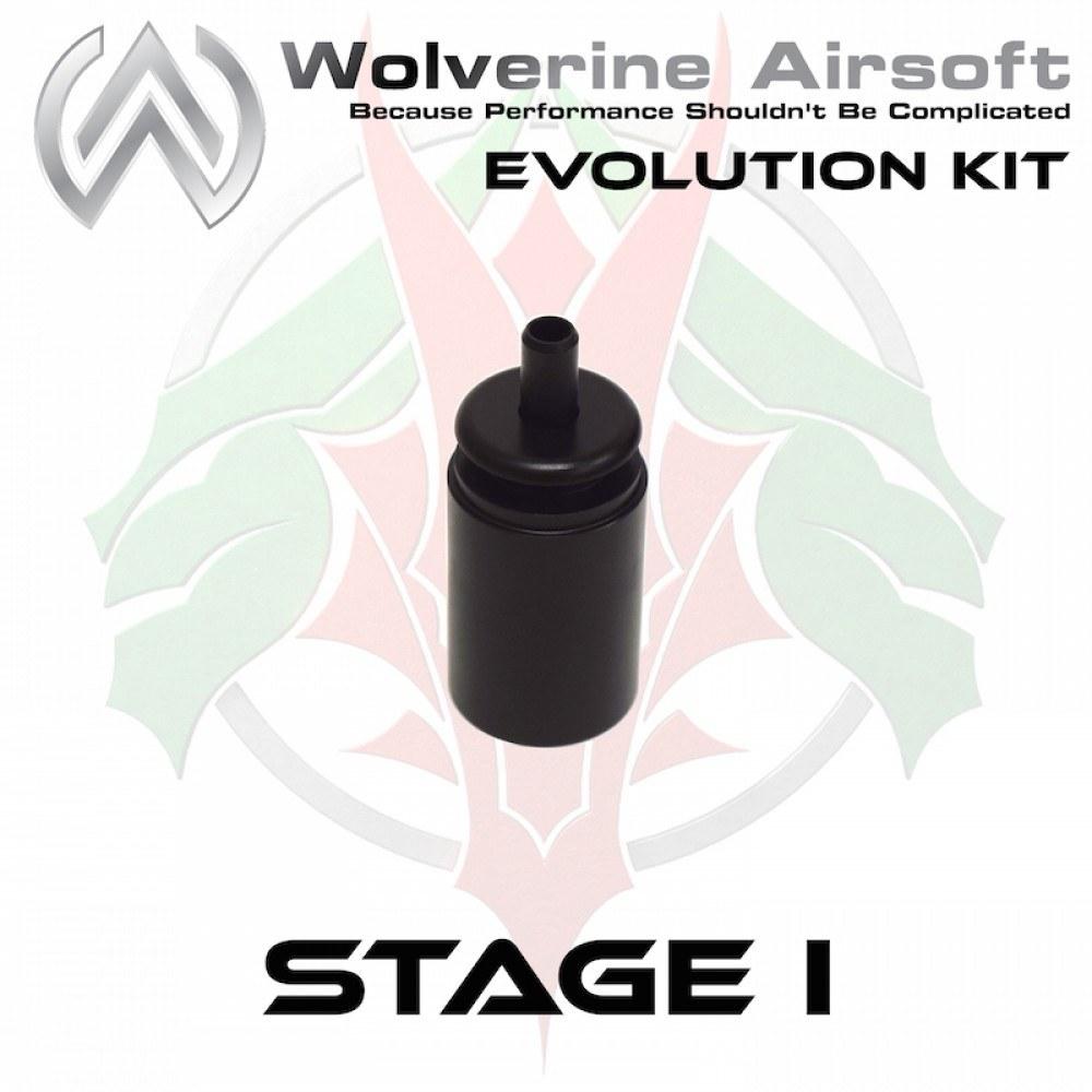 Wolverine Airsoft Evolution Kit, Stage 1, MP5K